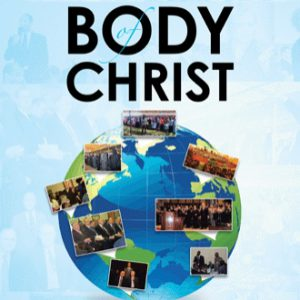 Ye Are The Body of Christ